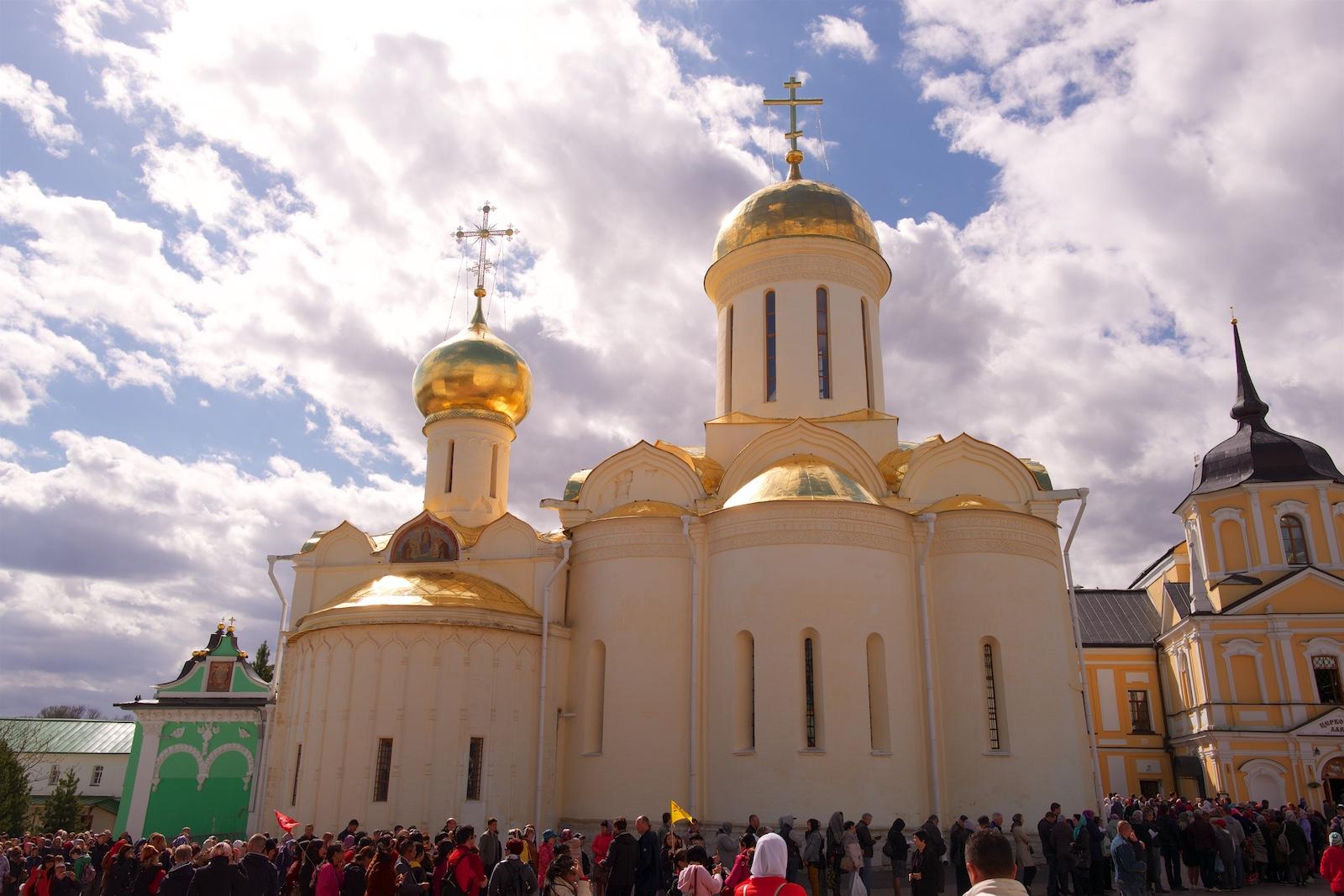 La campagne russe entre Moscou et St-Péterbourg | jubajalousam